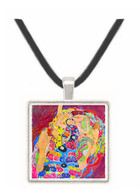 Virgins by Klimt -  Museum Exhibit Pendant - Museum Company Photo