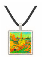 Von Arles by Gauguin -  Museum Exhibit Pendant - Museum Company Photo