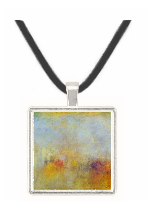 Water Fete in Venice by Joseph Mallord Turner -  Museum Exhibit Pendant - Museum Company Photo