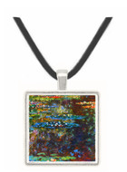 Water garden at Giverny by Monet -  Museum Exhibit Pendant - Museum Company Photo