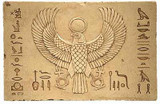Horus Falcon Relief - Photo Museum Store Company