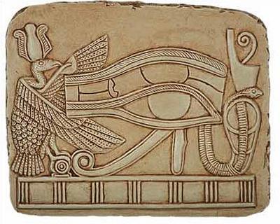 Eye of Horus Relief - Photo Museum Store Company