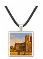 Westminster Abbey - Thomas Hosmer Shepherd -  Museum Exhibit Pendant - Museum Company Photo