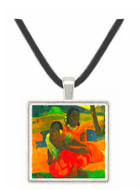 When You Hear by Gauguin -  Museum Exhibit Pendant - Museum Company Photo