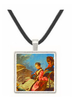 Winter - Francois Boucher -  Museum Exhibit Pendant - Museum Company Photo