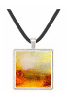 Wreckers on the coast by Joseph Mallord Turner -  Museum Exhibit Pendant - Museum Company Photo