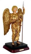 Archangel Michael - gold leaf - Photo Museum Store Company