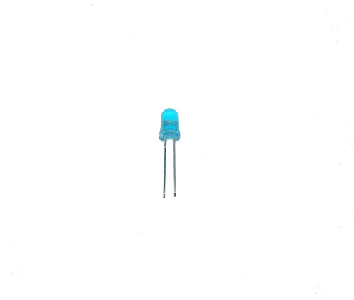 Basic LED - Blue Emits Blue Light (5mm)