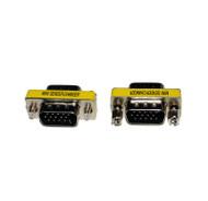VGA connector gender adaptor