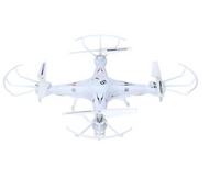 FY326 Q7 4CH 2.4G UFO RC Quadcopter 6-Axis Gyro Drone w/ Cool LED Colorful Light for Beginner Level 1