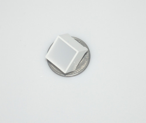 "Square LED - Blue (0.5"")"