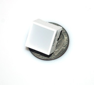 "Square LED - Green (0.5"")"
