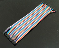 Jumper Wires Premium -20 paires of Female-to-Fmale 2mm
