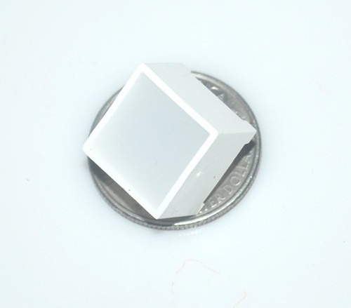 "Square LED - Red (0.5"")"