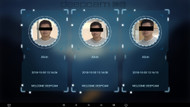 Visitor Welcome Time Attendance System Based on Face Recognition