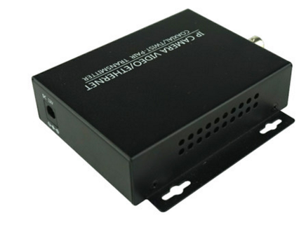 IP Digital Camera over Coaxial Cable Transceiver