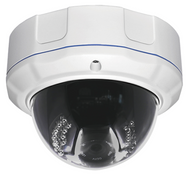 2MP IR POE Network Dome Camera with Face Capture Output
