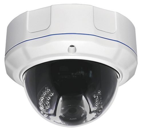 PercepCam POE Dome Facial Reconigition Camera: Surveillance,Visitor Counter And Shoplifter Prevention