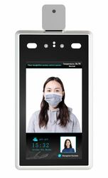 PercepCam 7-inch Facial Recognition Fever Screening Access Tablet With Cloud Reporting