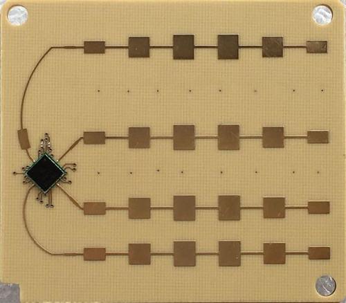 24GHz Millimeter Wave Radar Breakout Board for Multi Human Detection