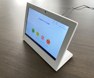 In-Store Customer Satisfaction Survey  Android Tablet with Free Cloud Reporting