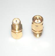 RP-SMA-J Female to SMA-K Female Adapter