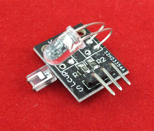 Finger Heartbeat Detection Sensor Module for Arduino