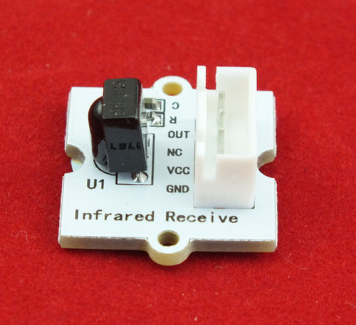 Infrared Receiver Module of Linker Kit for pcDuino/Arduino