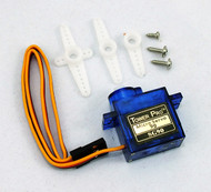 SG90 mini servo for webcam