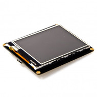 "2.8"" USB TFT Touch Display Module For pcDuino1,2,3/Raspberry Pi, B+, 2"