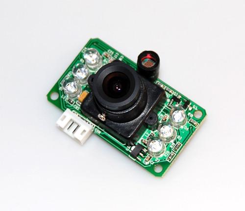 Infrared JPEG Color Camera Serial UART (TTL level)