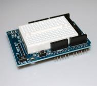 Protoshield for Arduino with Mini Breadboard