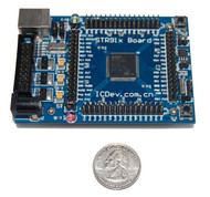 STR912 ARM966 Nano Development Board