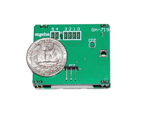 Dopplar Radar Motion Detector
