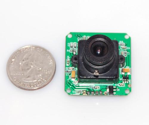 LinkSprite JPEG Color Camera Serial Port Interface (RS232 level)