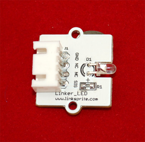 5mm Yellow LED Module of Linker Kit for pcDuino/Arduino