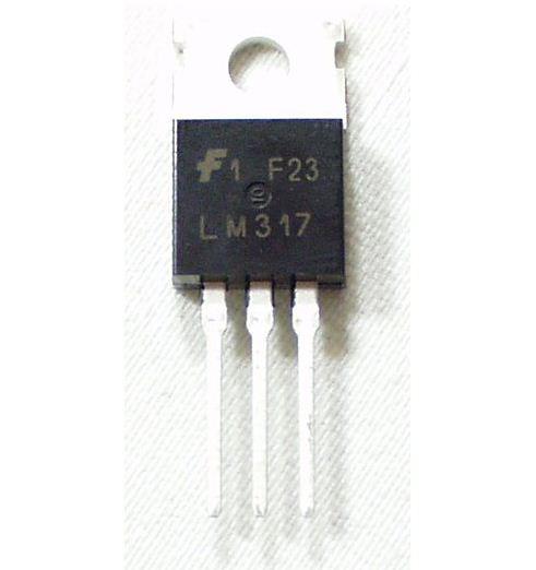 Voltage Regulator - Adjustable LM317