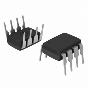 NE555 – Timer IC (DIP Package)
