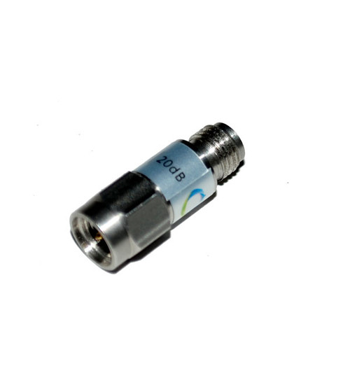 20dB Attenuator SMA 50 Ohm DC to 3GHz