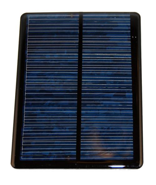 """Solar Cell 9V, 1W (4.75"""" x 4.75"""")"""