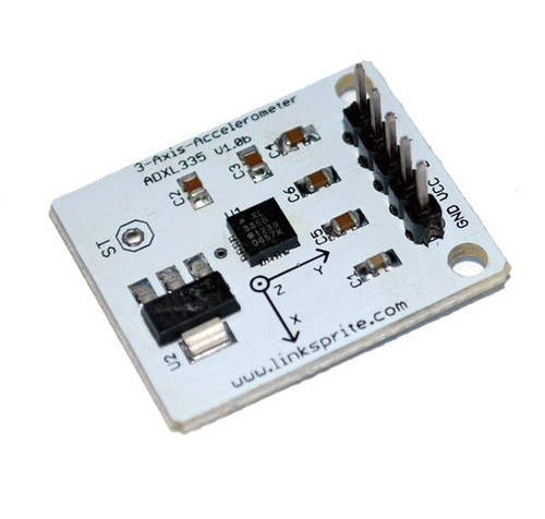 ADXL335 Triple-Axis Accelerometer