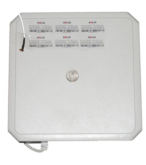 UHF RFID Reader Antenna (902-928MHz, 8dBi LHC Pol)