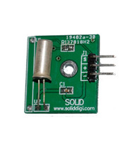Ball-Rolling Vibration Sensor Breakout