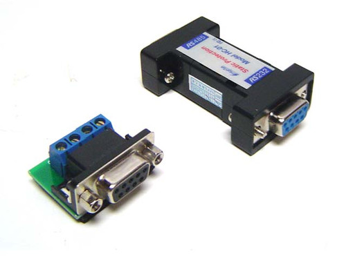 RS232 TO RS485 DATA COMMUNICATION ADAPTER