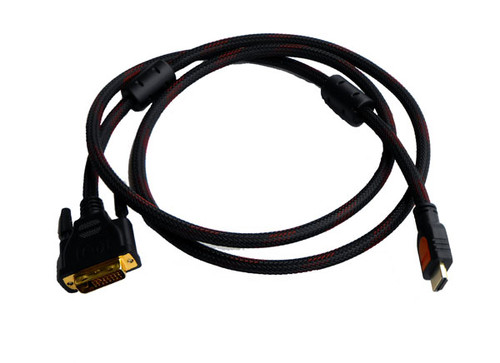 HDMI to DVI cable for pcDuino