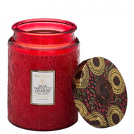 With a cult like following Goji & Torocco Orange is a home fragrance classic candle. Fragrant notes of zesty Italian Torocco Orange, juicy mangoes and red Himalayan goji berries combine to create an uplifting fresh candle experience that can be enjoyed all year round.