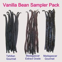 30 Vanilla Bean Assortment Tahitian Bourbon Gourmet