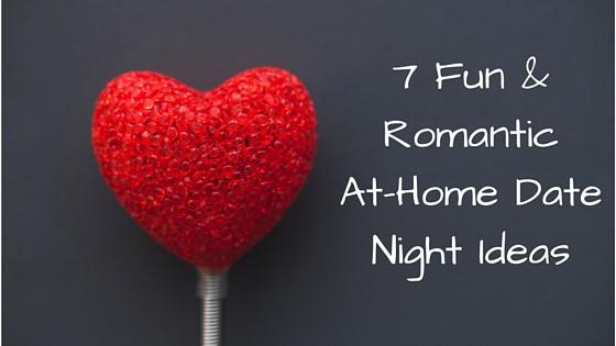 7 Fun & Romantic Ideas for an At-Home Date Night - Pallucci Furniture