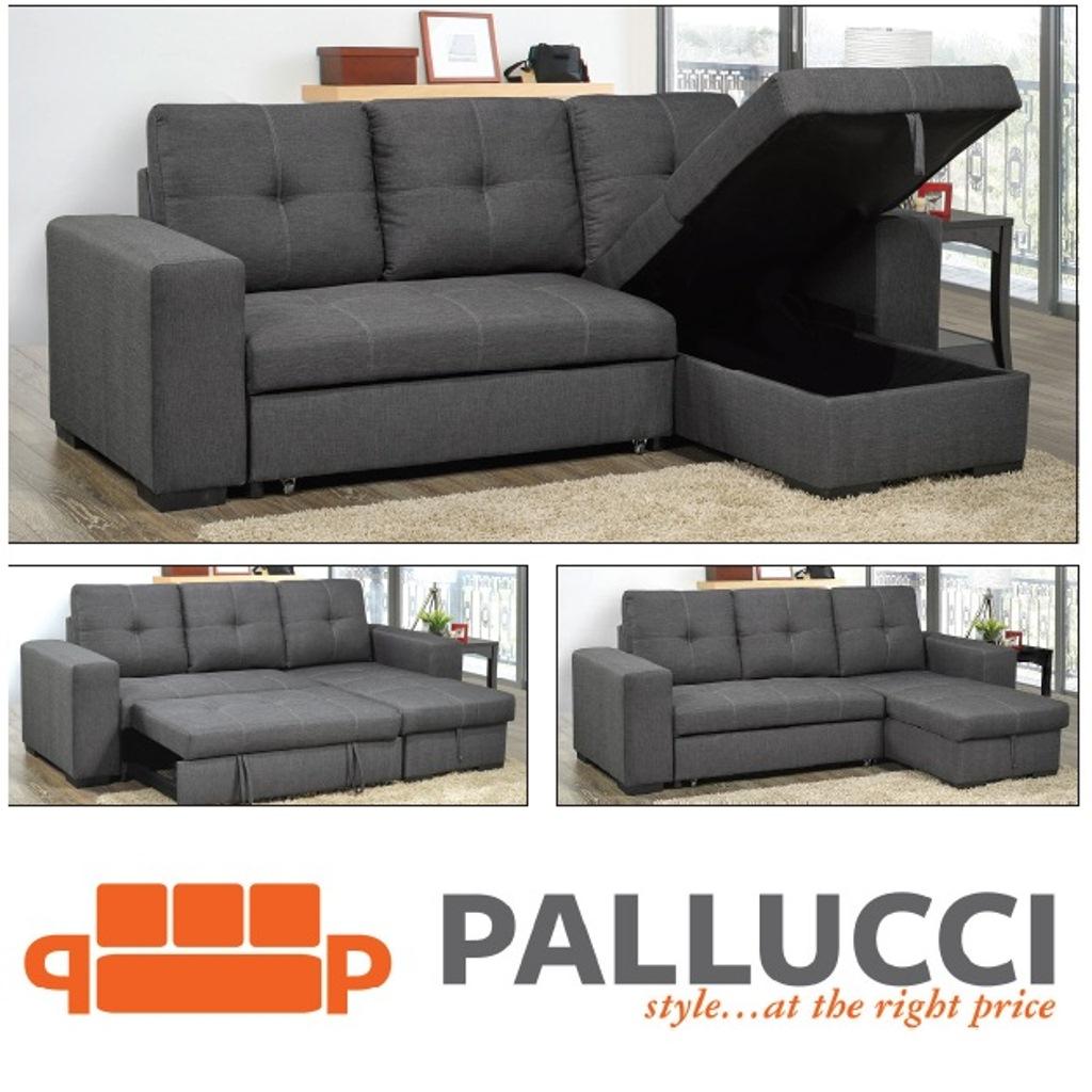 Sophisticated Sofa Beds Pallucci Furniture
