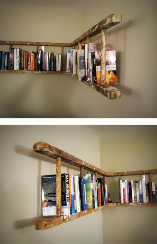 10 Unique Bookshelves To Display Your Collection